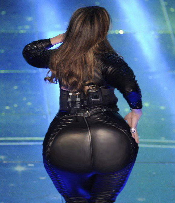 J.Lo Bigger Ass by ridineazy
