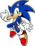 Sonic the hedgehog by Daffodillfox