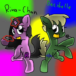 MLP - The Singing Pegasisters by Daffodillfox