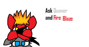 ask Fire and Quaver by Daffodillfox