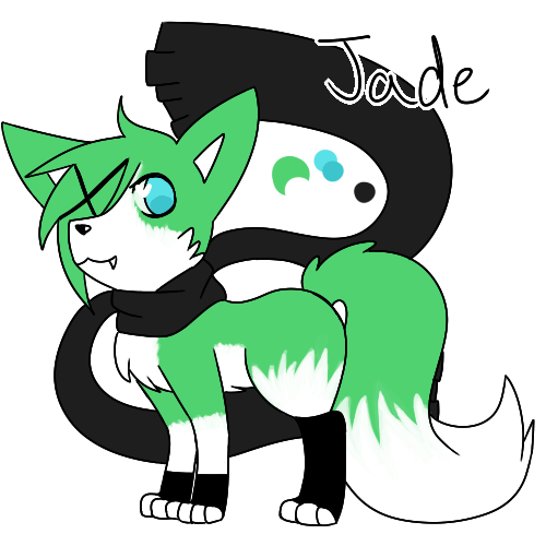 Jade Yeah by SeaStarSan