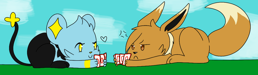 cards against pokemon by SeaStarSan