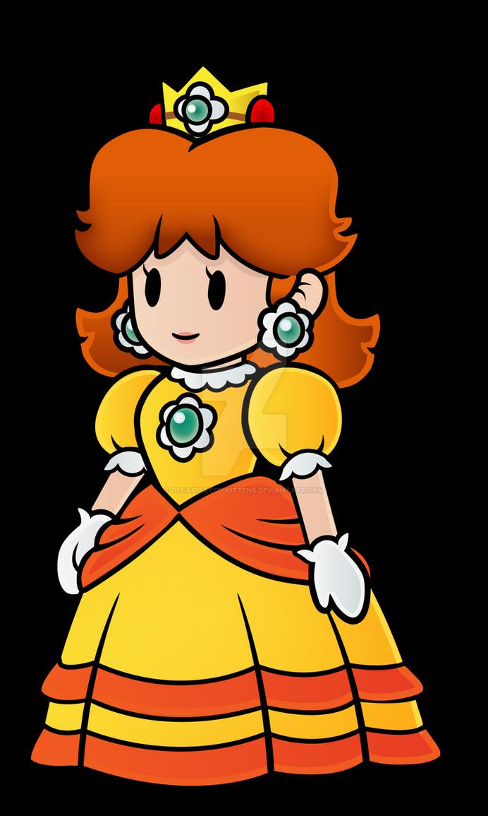 Mario: P2 - Daisy\'s Parents by saiiko on DeviantArt