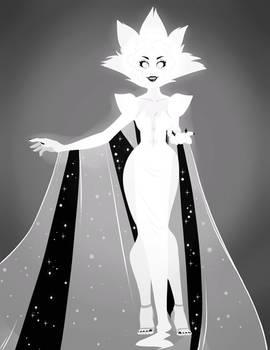 Hello Starlight- White Diamond