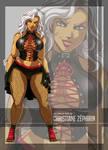 Character Bio - Christiane Zephirin
