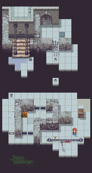 Journey to Hammerdale map