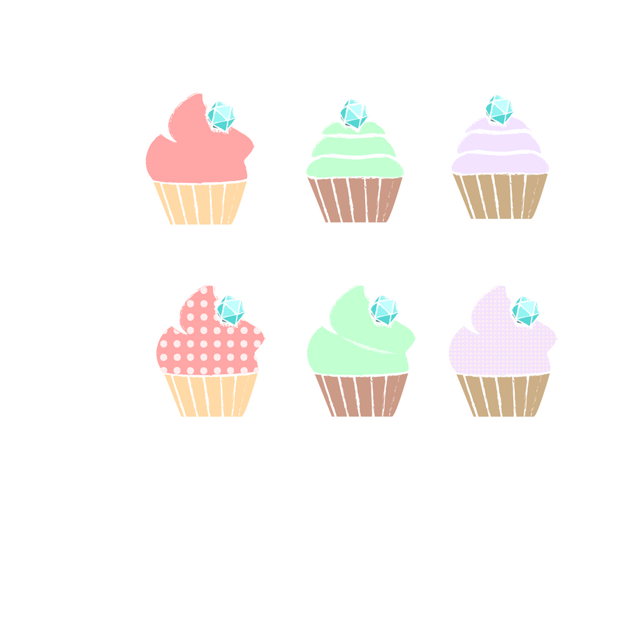 Cupcakes! by CatastrophicCupcakes