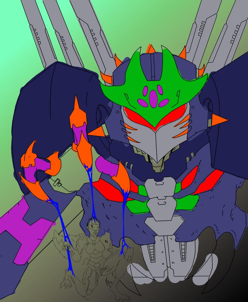 Beast Wars Future: Tarantuals (1) by RobCBH