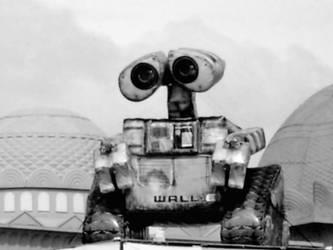Wall-E. by Talk3talk4