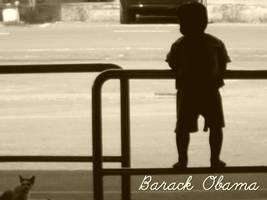 Barack Obama. by Talk3talk4