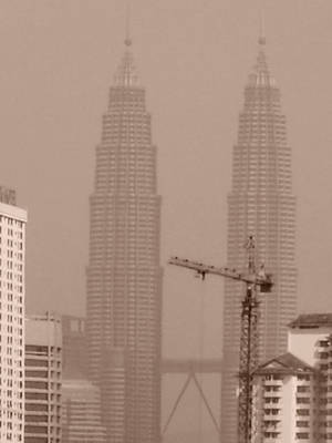 Petronas Twin Towers Unplug.
