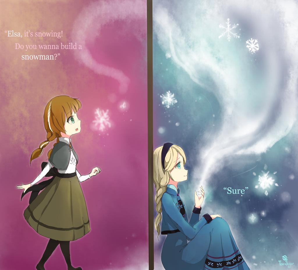 Frozen dans la saison 4 de Once Upon a Time  - Page 9 Do_you_wanna_build_a_snowman__by_tansugar-d6z35nz