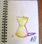 Potion #2. Inktober #11