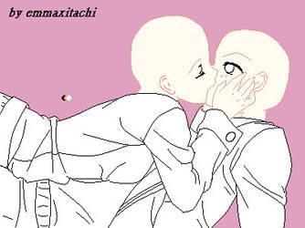 deep kiss base by Myvha