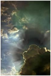 A Glimpse Of Heaven by iamgoatman