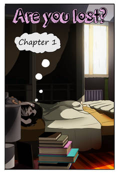 Are You Lost Redone Chapter 1 Page 1