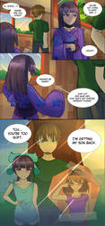 Lavender Adrift Chapter 1 Page 4 by DeitaChan