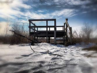 Snow Path by ShaunAnarchy