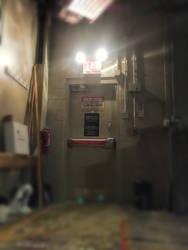 Old Abandoned Warehouse 2