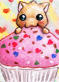 Cupcake by Mellymiew