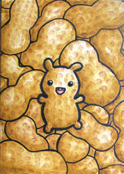 PeanutPet by Mellymiew