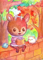 ACEO Card 74 by Mellymiew