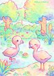 Flamingoes - ATC