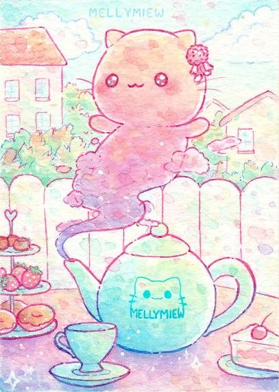 Jinn in a Tea Pot