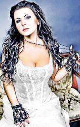 Anna Marine- Gorgeous by Latin007