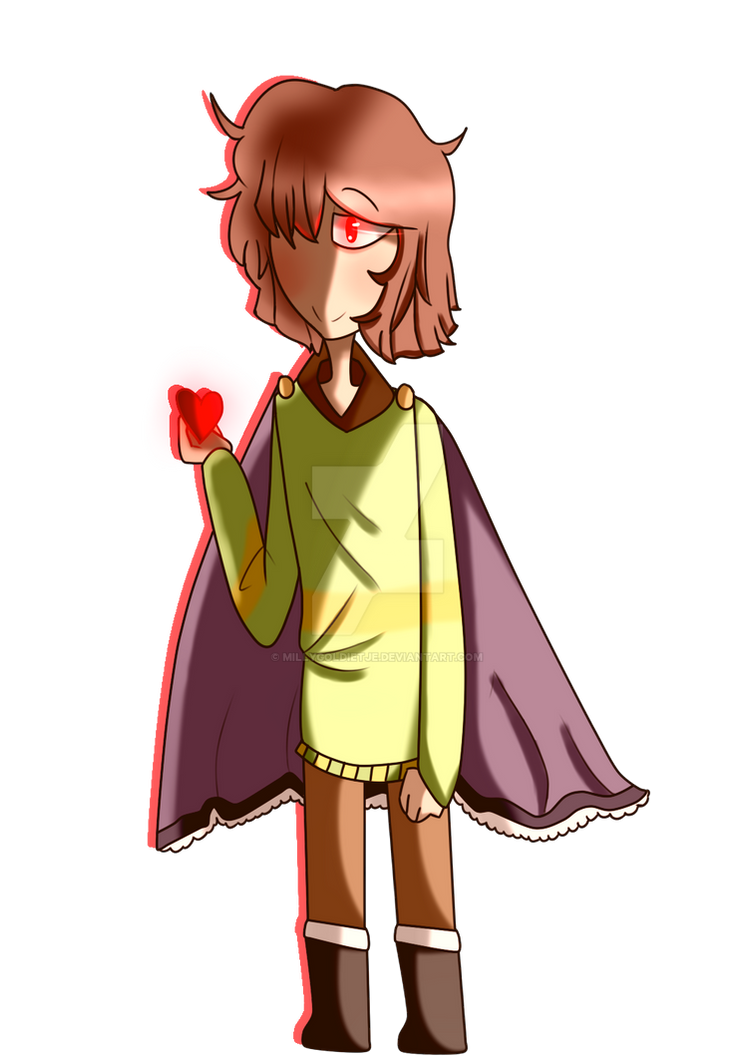 Chara Dreemurr by millygoldietje
