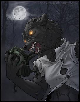 Werewolf Bday Gift