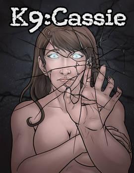 K9:Cassie Ch.2 Cover - Again