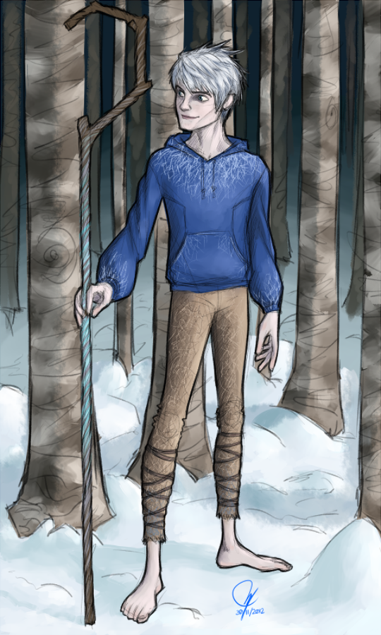 Jack Frost by MartaFerreira