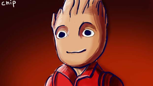 He Is Groot