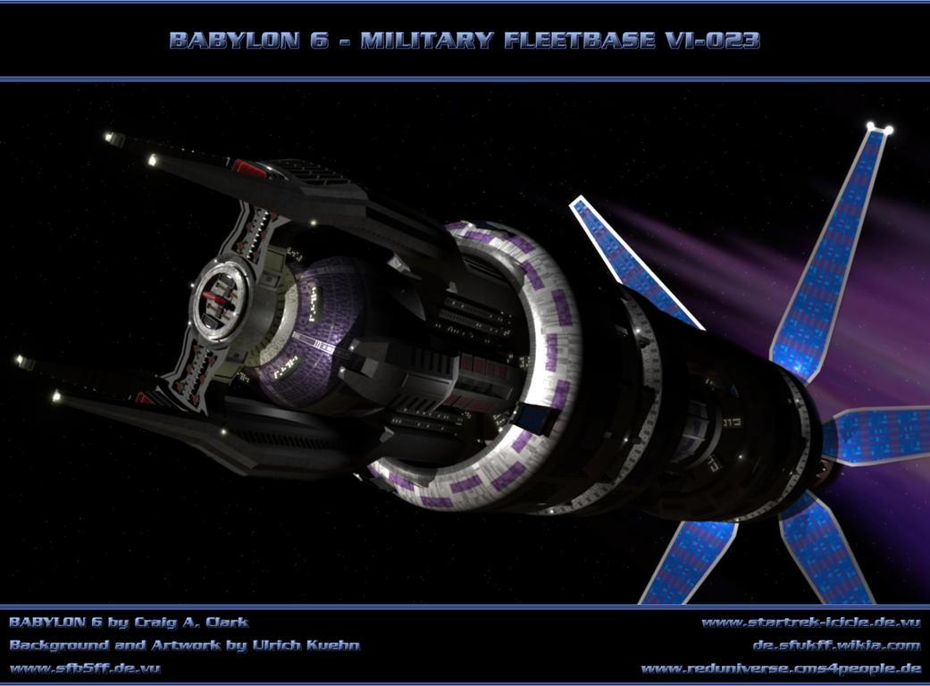 Babylon 6 by ulimann644