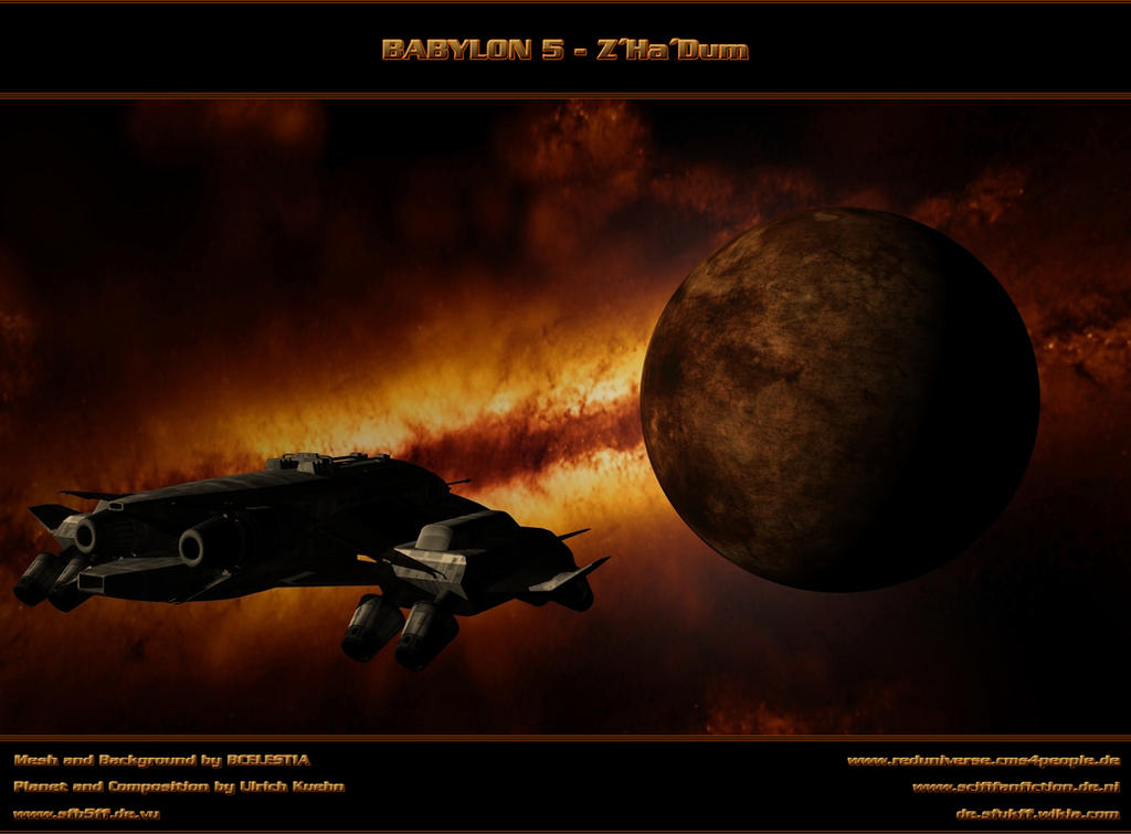 BABYLON 5 - Z ha dum by ulimann644