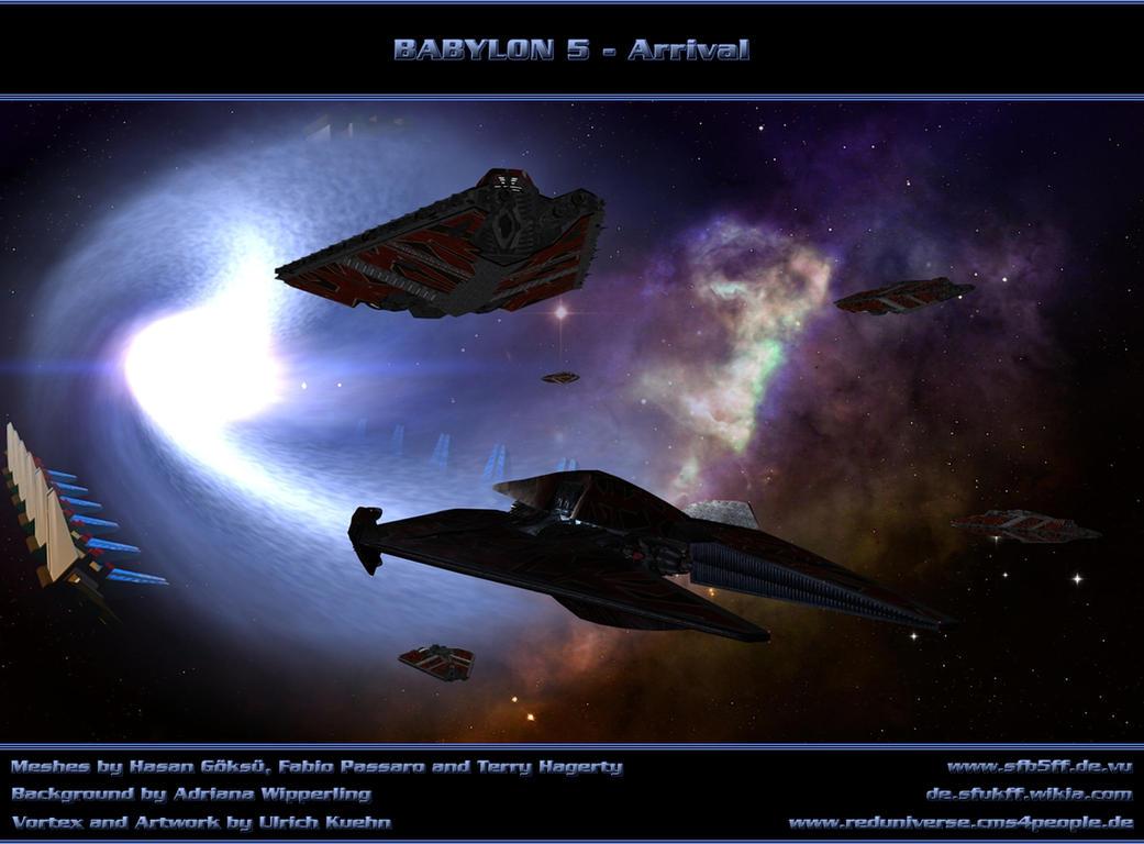 BABYLON 5 - Arrival by ulimann644
