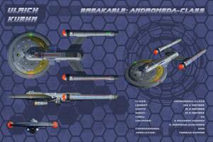STAR TREK - BREAKABLE: Andromeda-Class Orthos by ulimann644