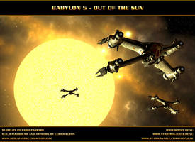 BABYLON 5 - OUT OF THE SUN by ulimann644