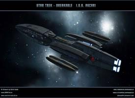 STAR TREK - BREAKABLE: I.G.S. ASCARI-Wallpaper 01 by ulimann644