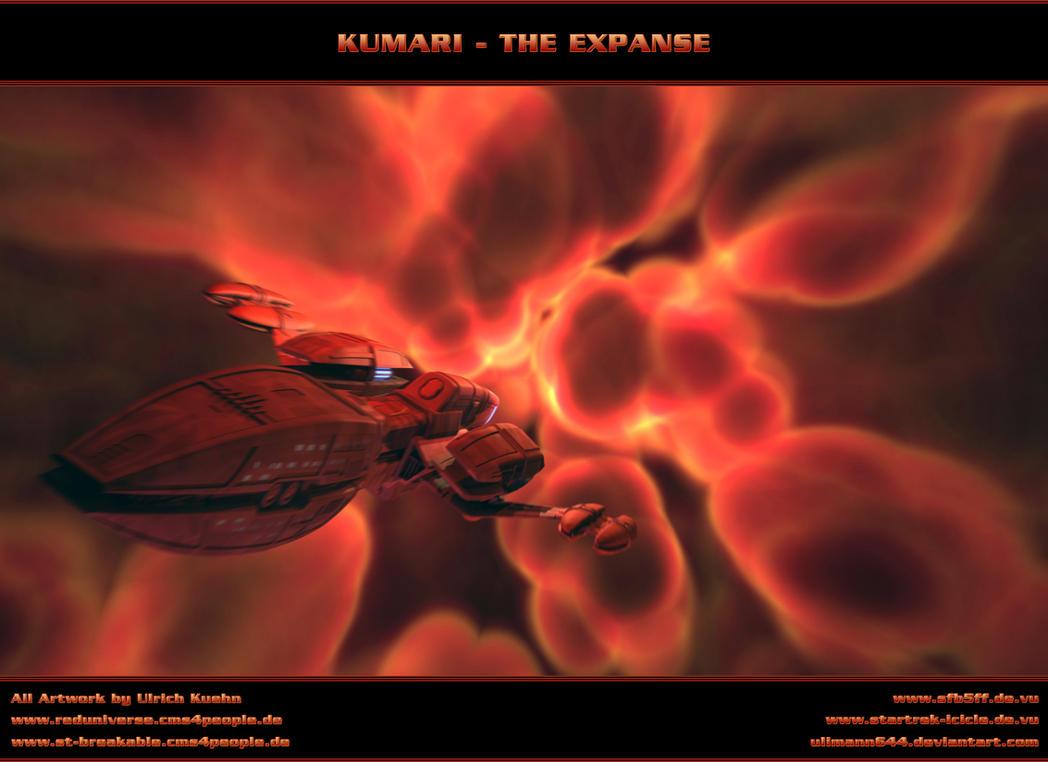 KUMARI - The Expanse by ulimann644
