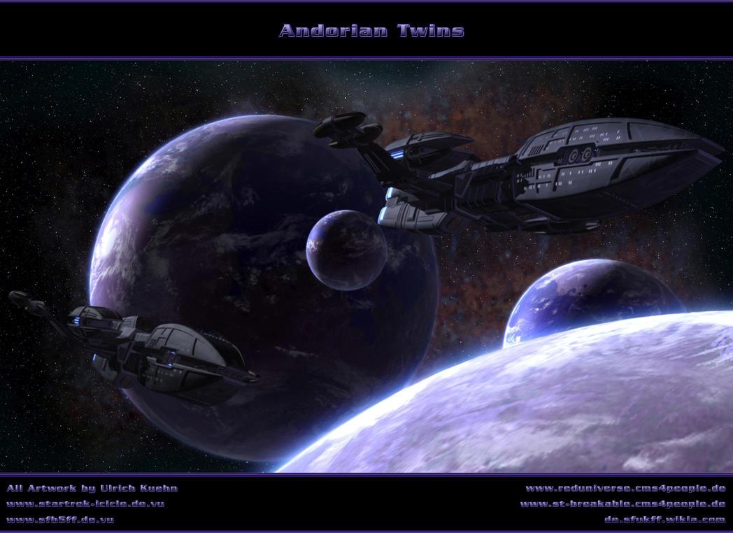 STAR TREK - BREAKABLE: I.G.S. ASCARI-Wallpaper 02 by ulimann644