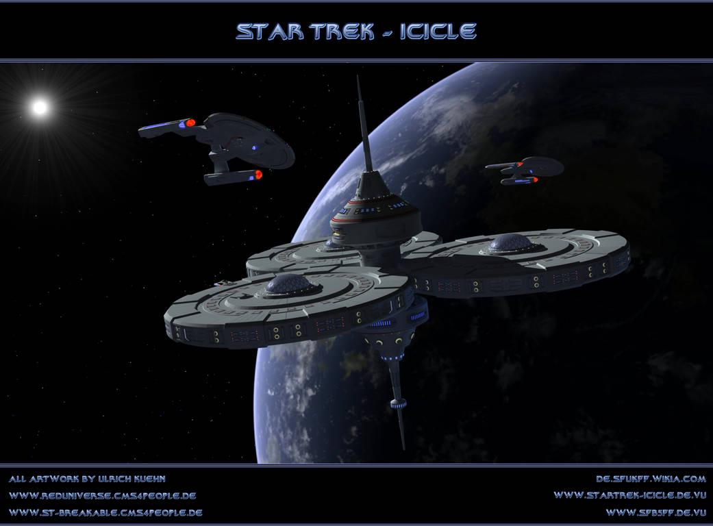 STAR TREK - ICICLE