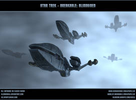 STAR TREK - BREAKABLE: BLINDSIDED by ulimann644