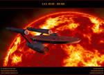 STAR TREK - USS HELIOS / NCC-1697
