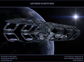 STAR TREK - Space-Dock 2380 by ulimann644