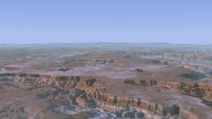 LIGHTWAVE - CGI Landscape-001