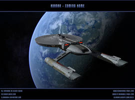 STAR TREK - AXANAR: Coming home