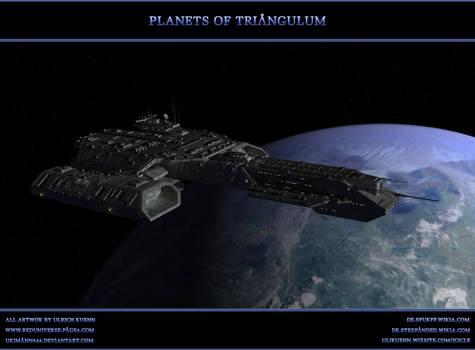STARGATE-ATLANTIS: Planets of Triangulum