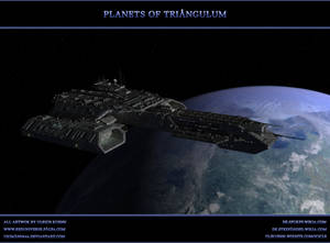 STARGATE-ATLANTIS: Planets of Triangulum